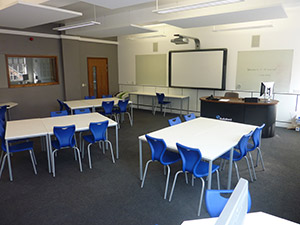Guildford College classroom