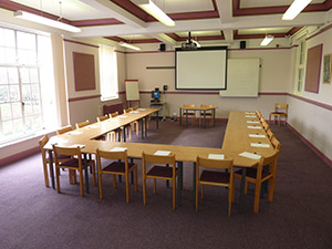 Guildford College conference room