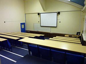 Guildford College lecture theatre
